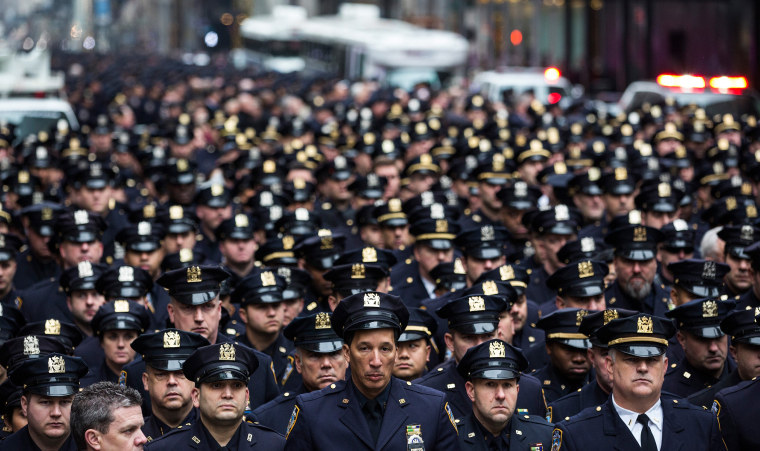 Image: Funeral Held For US Army Sargent And NYPD Detective Killed In Afghanistan