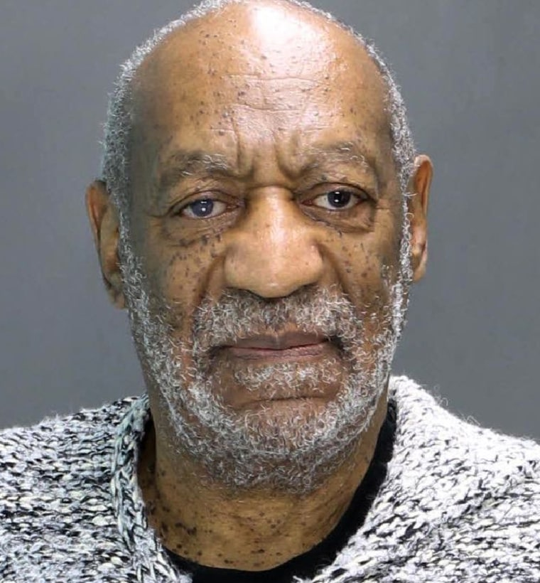 Bill Cosby, in a photo released on Dec. 30 by the District Attorney's Office.