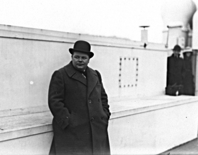 IMAGE: Roscoe 'Fatty' Arbuckle