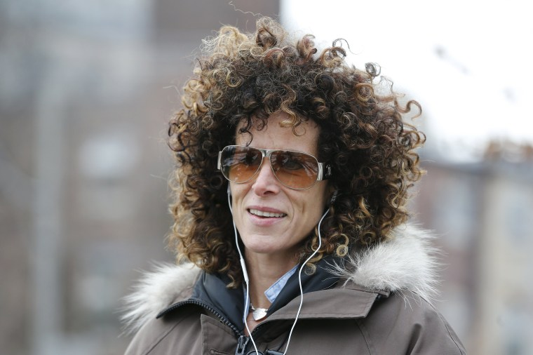 Image: Andrea Constand, who accuses Cosby of sexually assaulting her, walks in a park in Toronto