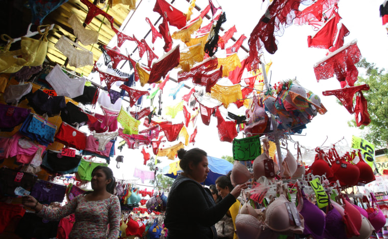 Image: New Year Traditions in Mexico