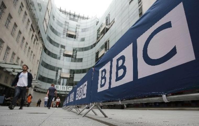 Image: BBC headquarters