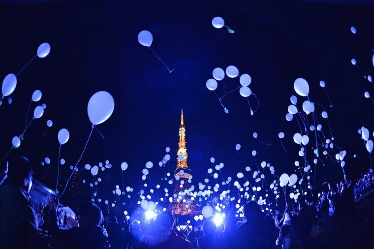 Image: TOPSHOT-JAPAN-NEW YEAR
