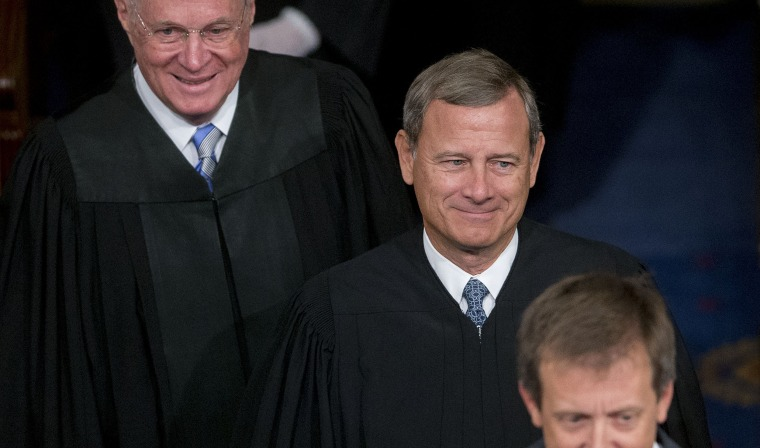 Image: Supreme Court Chief Justice John Roberts