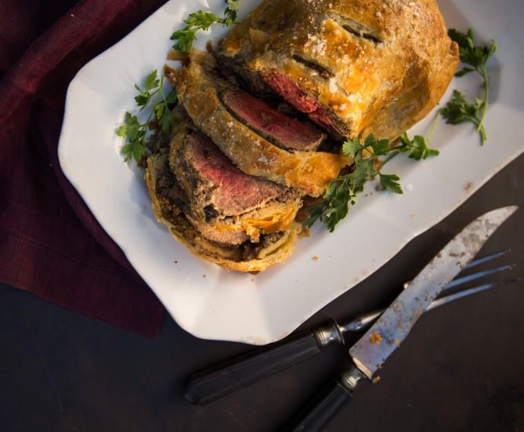 Nancy Fuller's Beef Wellington