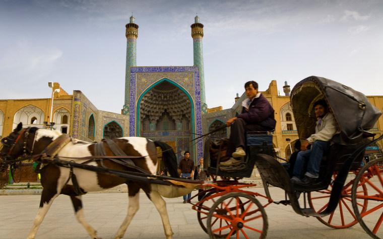 Iran: The best places to travel in 2016.