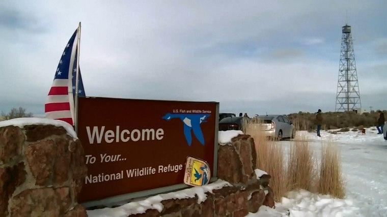 Image: Malheur National Wildlife Refuge