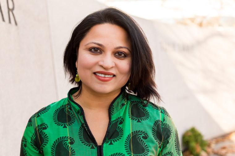 "Deepa Iyer, author of ""We Too Sing America"""