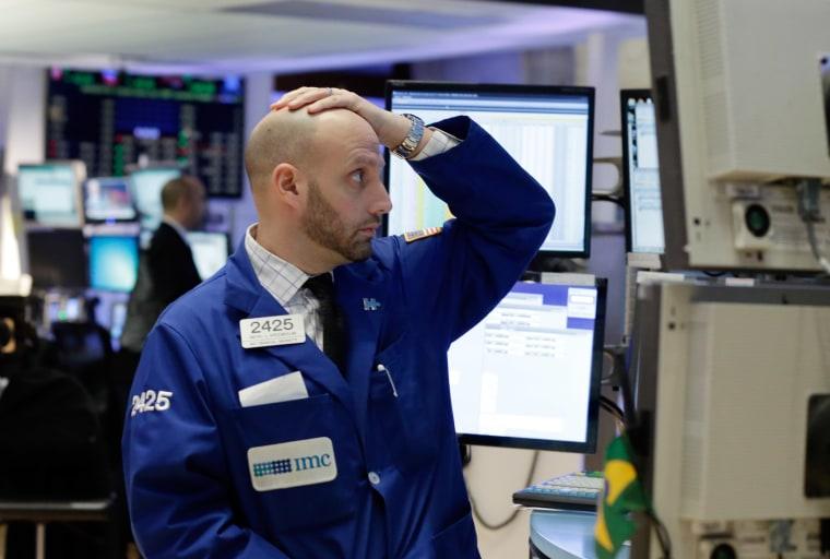 IMAGE: Stock specialist