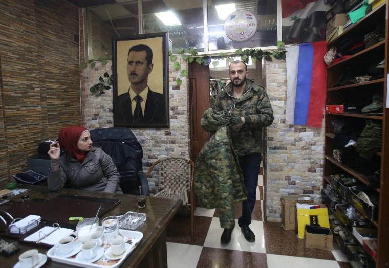 Image: SYRIA-CONFLICT-RUSSIA