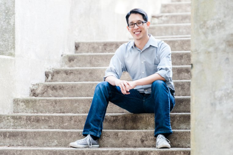 Gene Luen Yang is also the 5th National Ambassador for Young People's Literature.