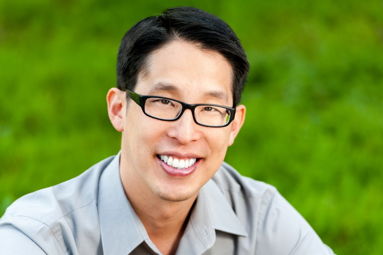 Gene Luen Yang is the first-ever graphic novelist to be named National Ambassador Young People's Literature.