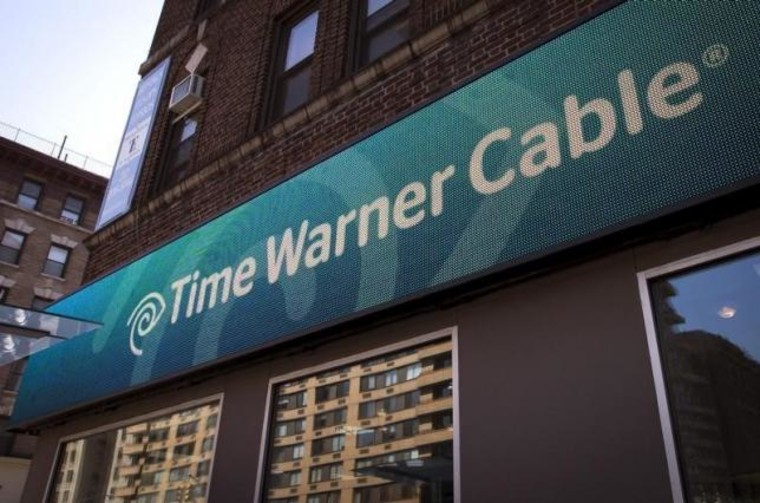 Image: Time Warner Cable sign