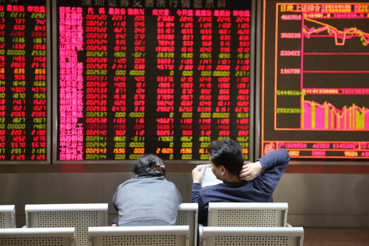 Image: Shanghai Composite Index Rebounds On Wednesday