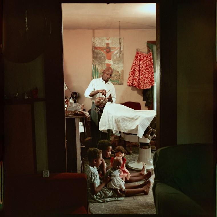 Image: Gordon Parks' Segregation Story