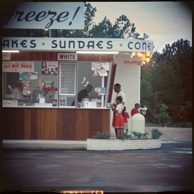 Color Barrier: Segregation Images Resonate 60 Years On