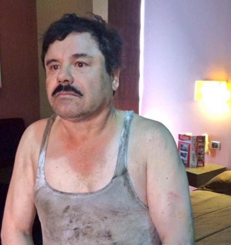 "Drug lord ""El Chapo"""