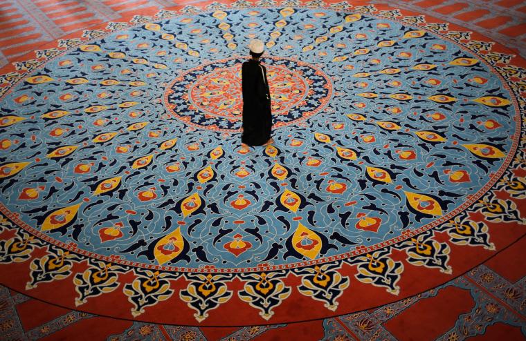 Image: South Africa Nizamiye  Mosque