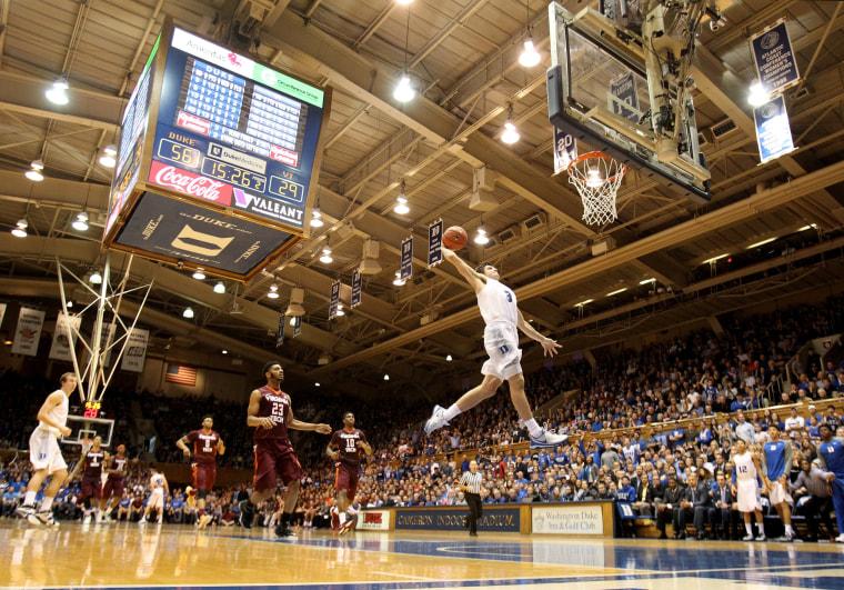 Image: *** BESTPIX *** Virginia Tech v Duke
