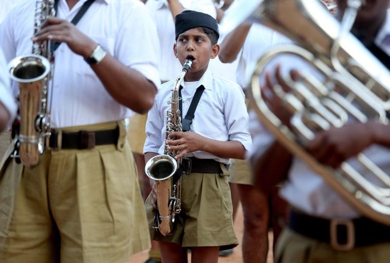 Image: Swaranjali 2016 music festival in Bangalore