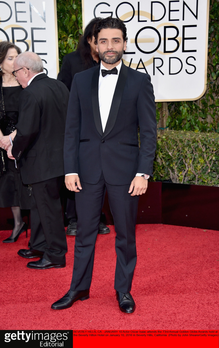 Image: 73rd Annual Golden Globe Awards - Arrivals