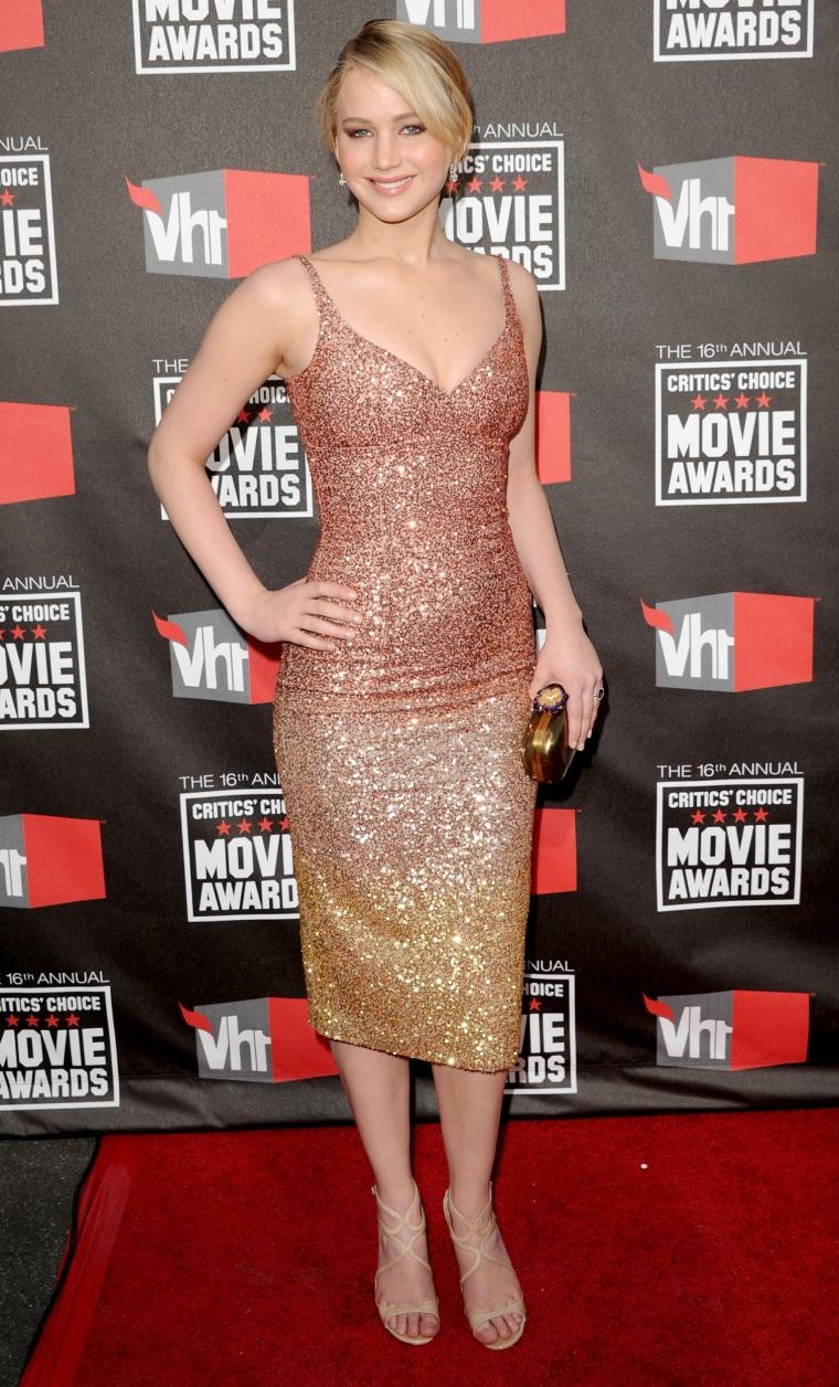 16th Annual Critics' Choice Movie Awards - Arrivals