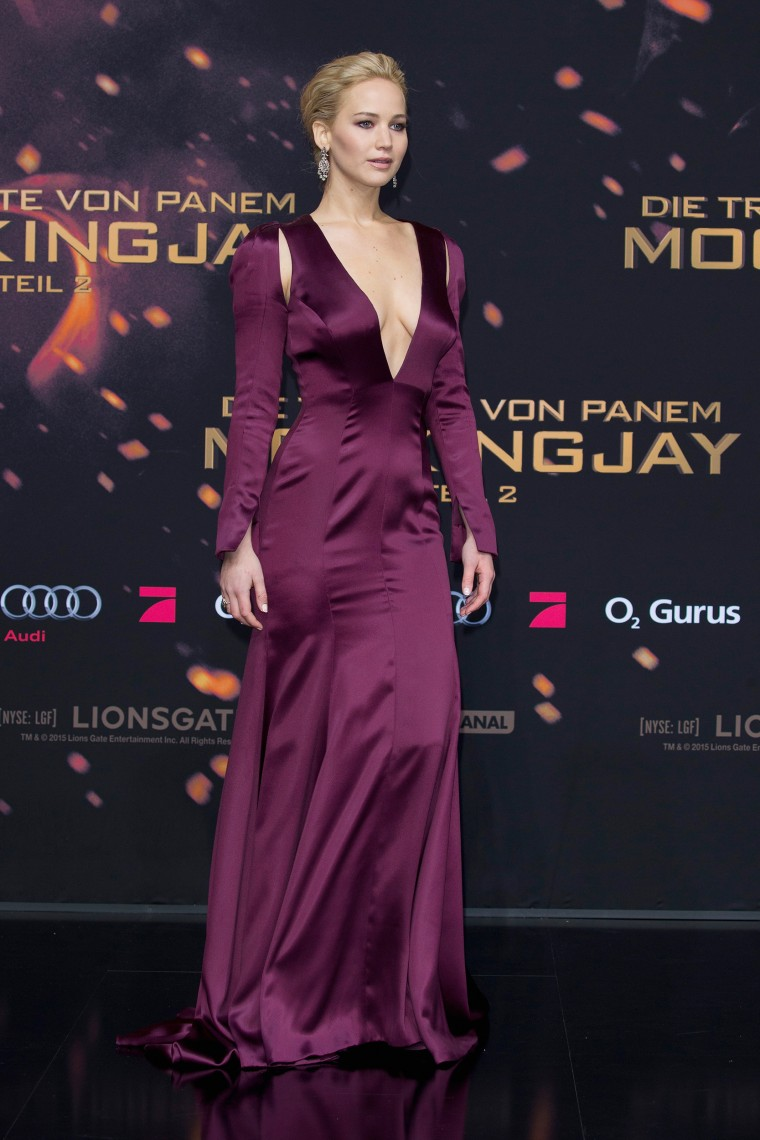 'The Hunger Games: Mockingjay - Part 2' World Premiere In Berlin