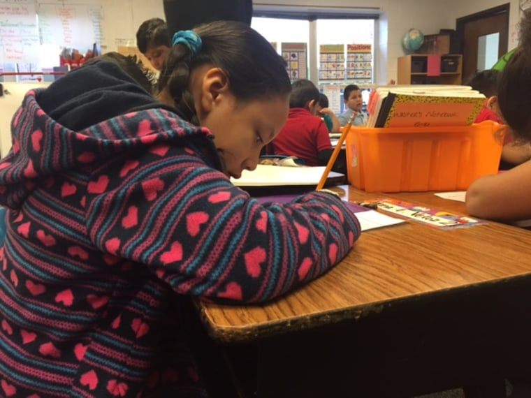 Teachers say students are more focused when they come back to class after recess.