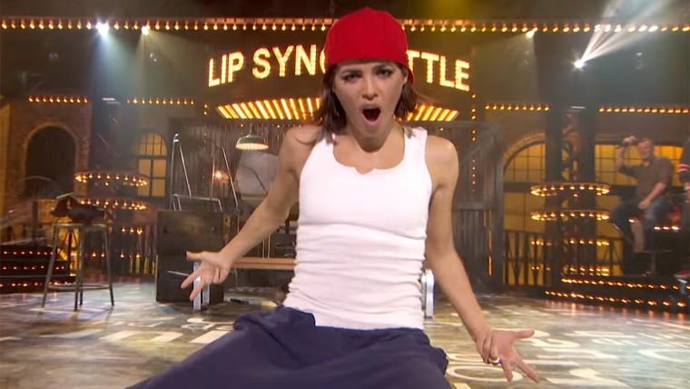 "Jenna Dewan Tatum performs Ginuwine's ""Pony"" | Lip Sync Battle"