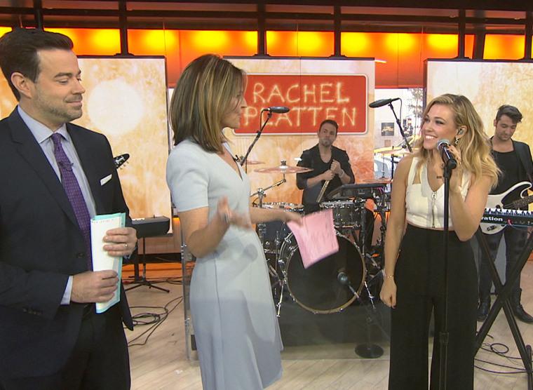 Rachel Platten on TODAY
