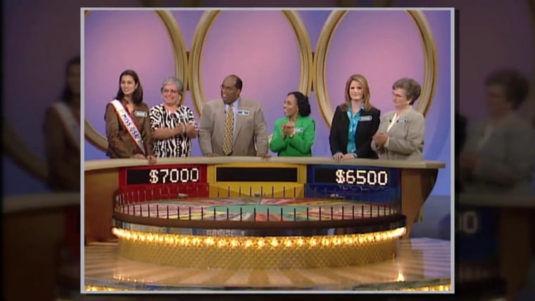 """Al Roker in a vintage clip from """"Wheel of Fortune"""""""
