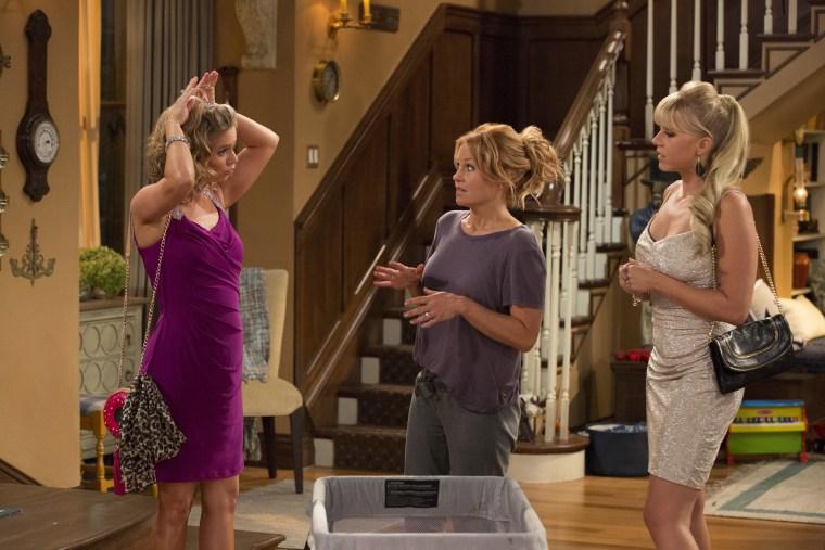 """Fuller House"" premieres on Netflix in February."