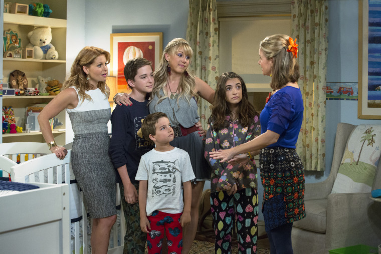 """""""Fuller House,"""" the Netflix limited-series sequel to """"Full House,"""" continues the comedic saga of the Tanner family."""