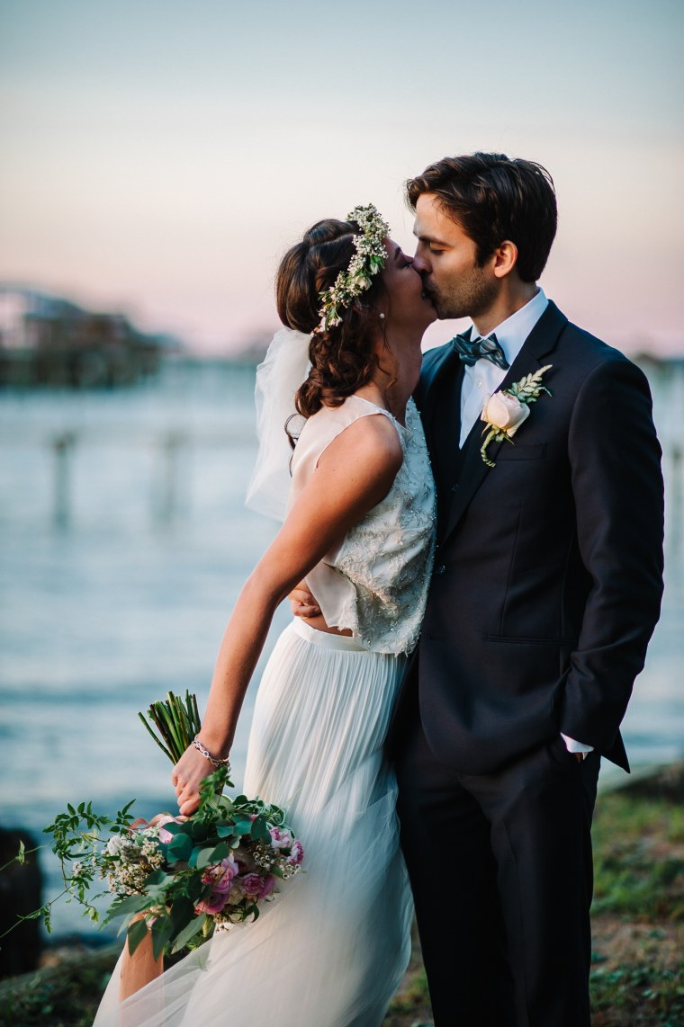 Maid of Social is a company that specializes in social media strategy for weddings.