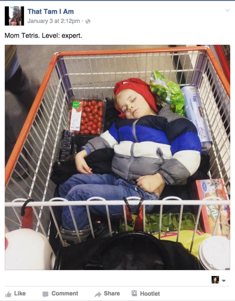 12 best parenting posts on Facebook this week