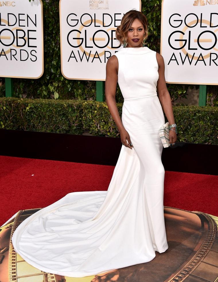 Golden Globes red carpet 2016