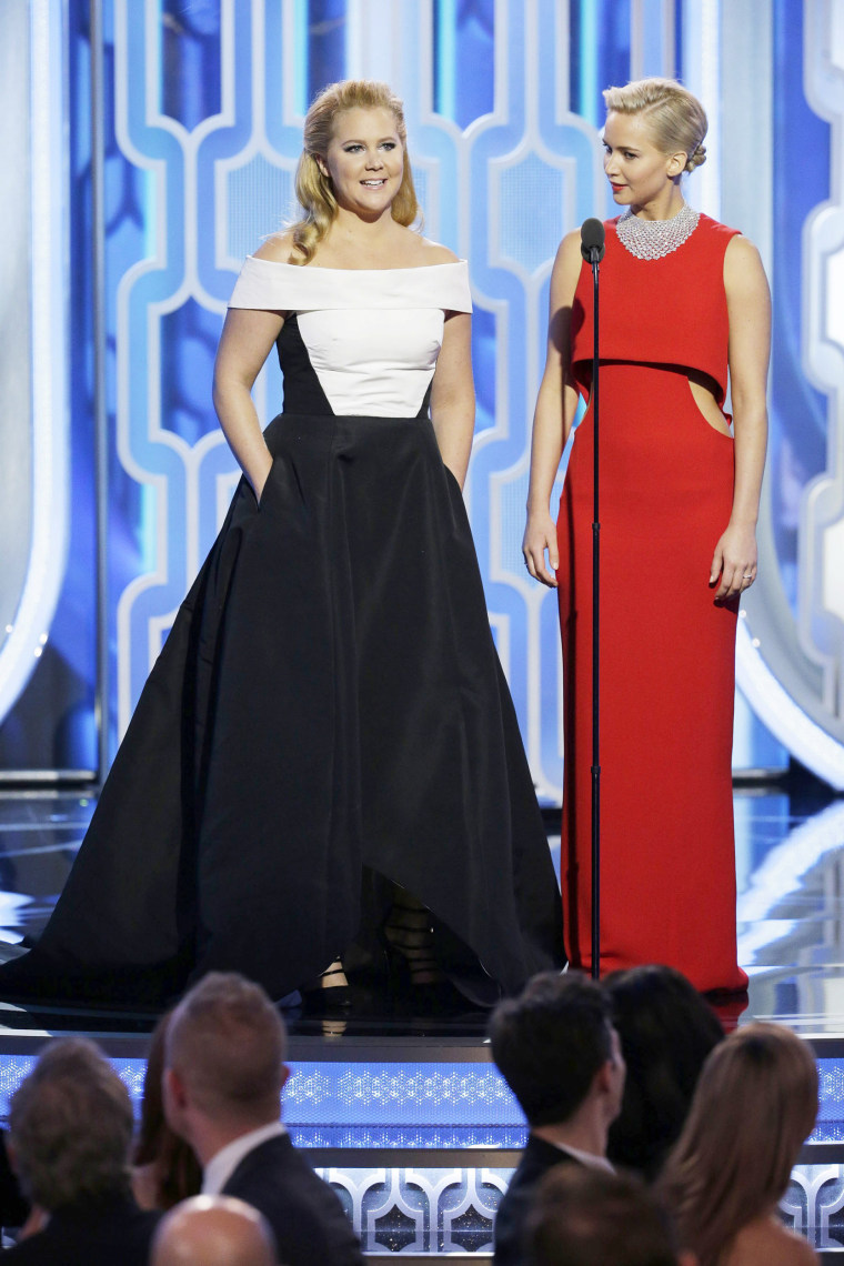 "Image: NBC's ""73rd Annual Golden Globe Awards"" - Show"