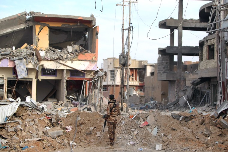 Image: TOPSHOT-IRAQ-CONFLICT-RAMADI