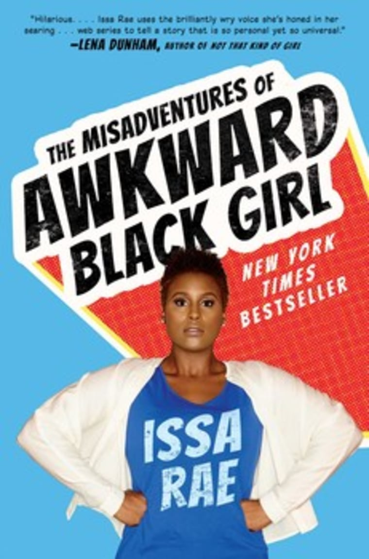 THE MISADVENTURES OF AWKWARD BLACK GIRL, BY ISSA RAE