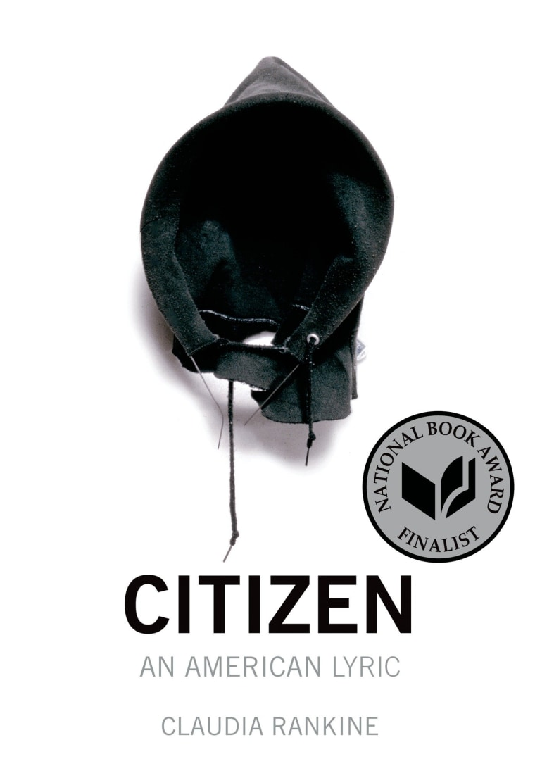 CITIZEN: AN AMERICAN LYRIC, BY CLAUDIA RANKINE