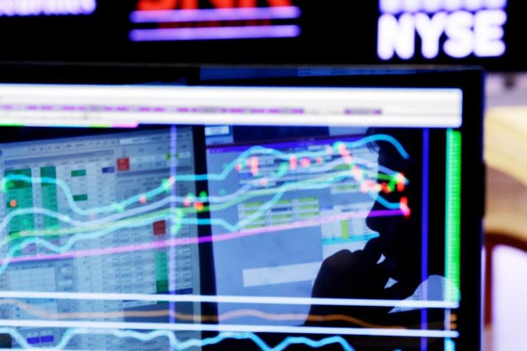 Image: Anthony Rinaldi NYSE