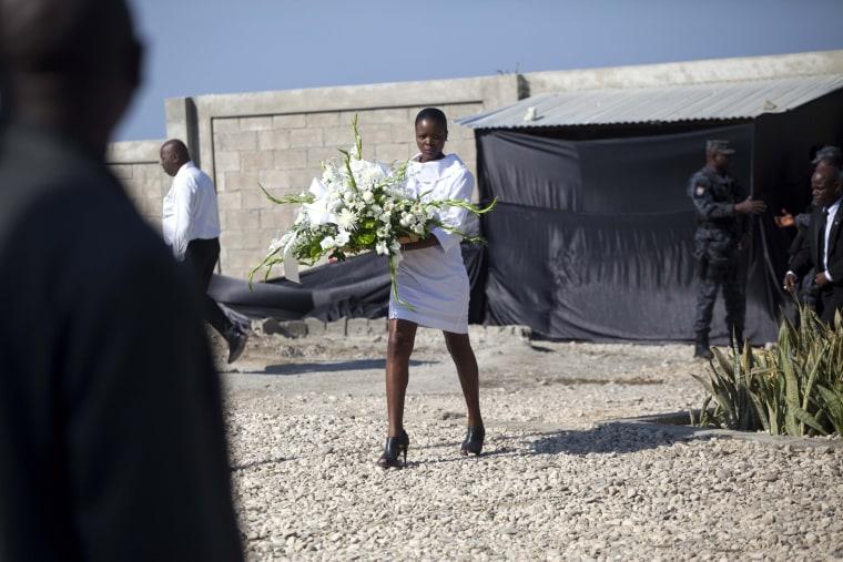 Image: Haiti Earthquake anniversary