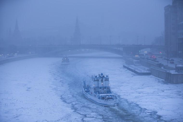 Image: Moskva River