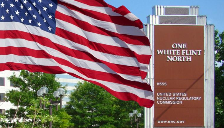 IMAGE: NRC headquarters