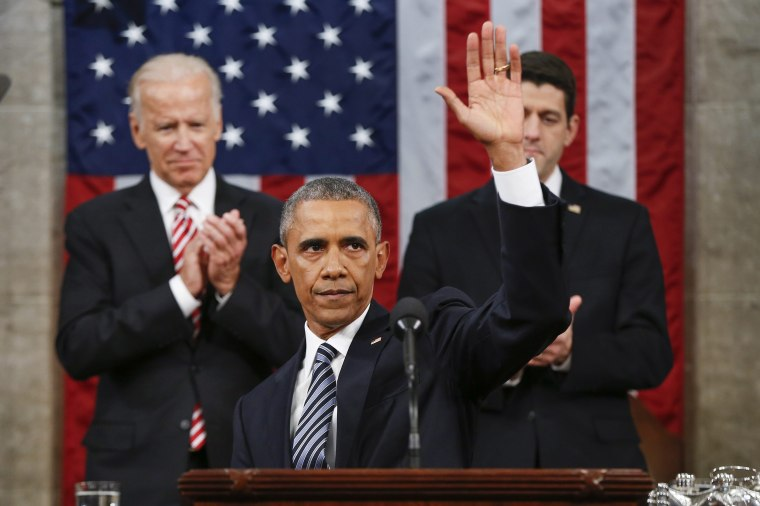 Image: State of the Union address