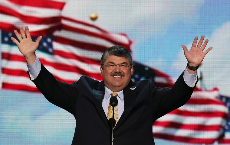 Image: Democratic National Convention: Day 2