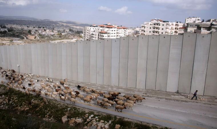 Image: TOPSHOT-PALESTINIAN-ISRAEL-JERUSALEM