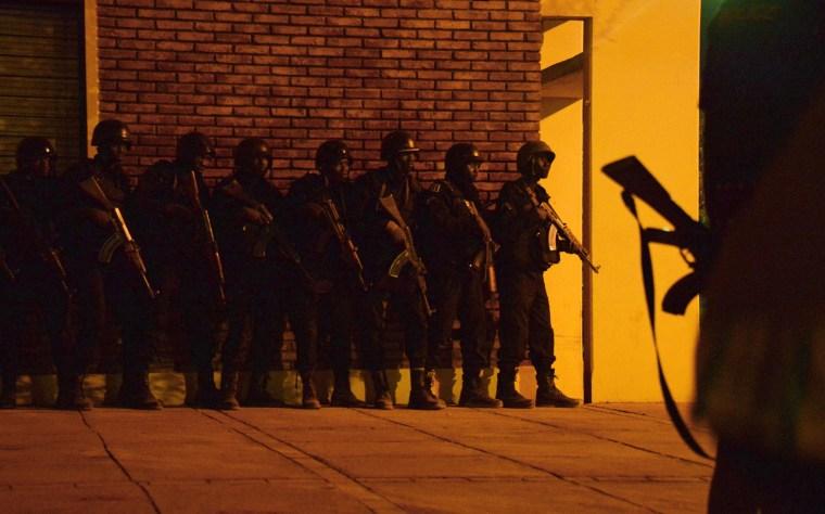 Image: TOPSHOT-BURKINA-ATTACK-HOTEL