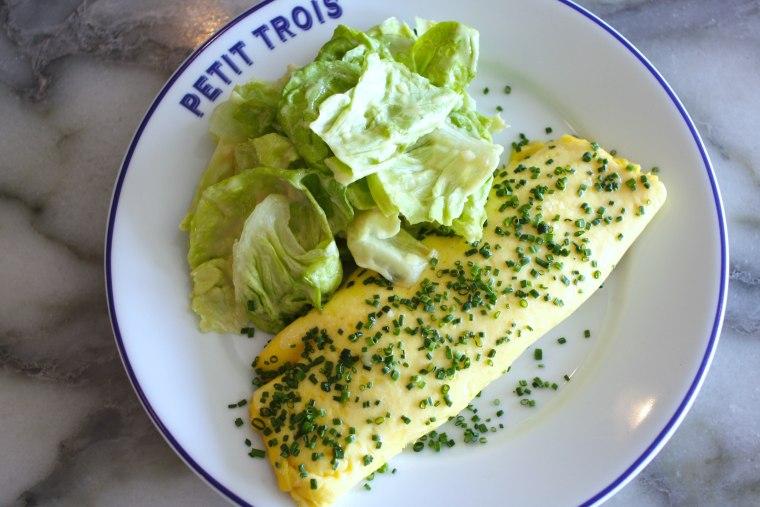 Chef Ludo Lefebvre's easy French omelet recipe
