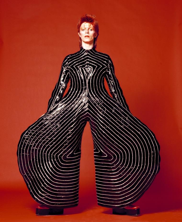 Striped Bowie